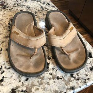 L.L. Bean Thong Flip Flops Sandals 10